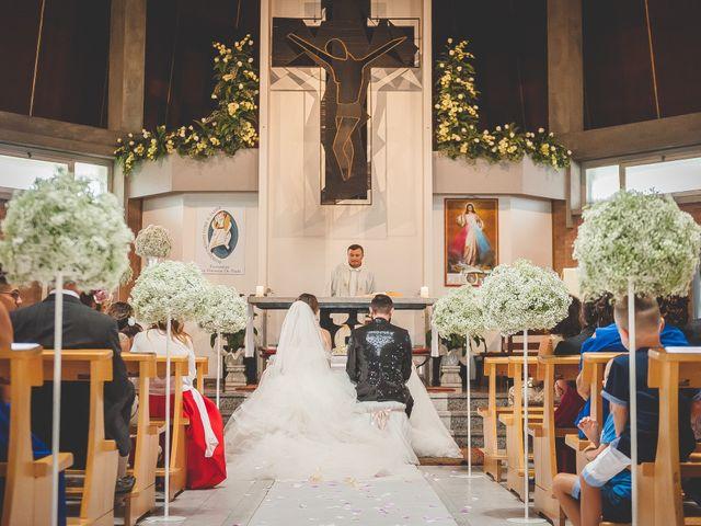 Il matrimonio di Pietro e Ambra a Trino, Vercelli 11