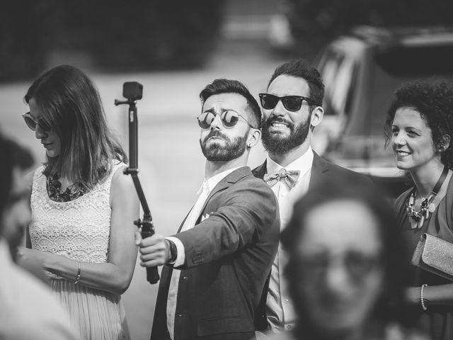 Il matrimonio di Pietro e Ambra a Trino, Vercelli 15