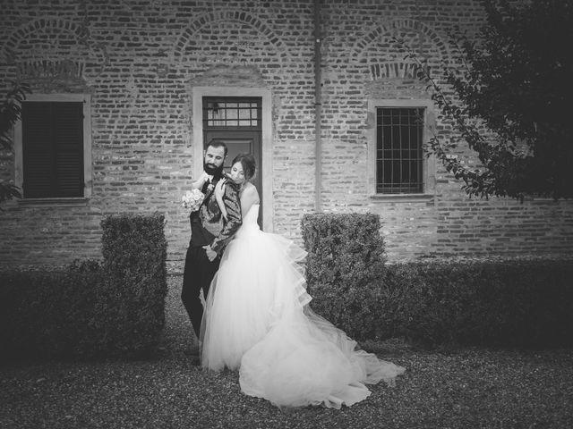 Il matrimonio di Pietro e Ambra a Trino, Vercelli 21