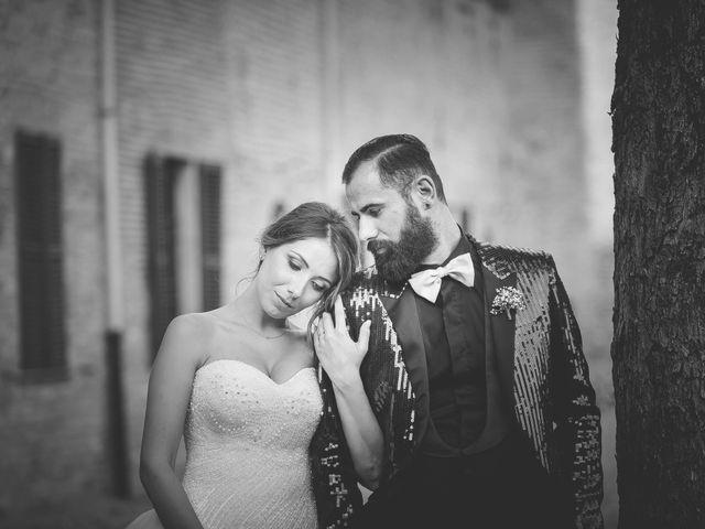 Il matrimonio di Pietro e Ambra a Trino, Vercelli 22
