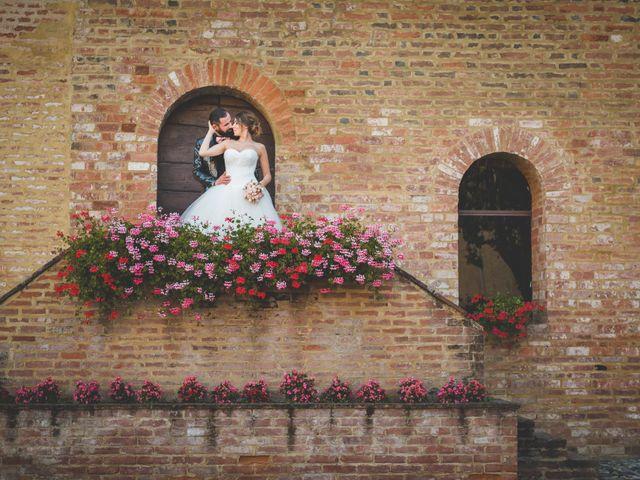 le nozze di Ambra e Pietro