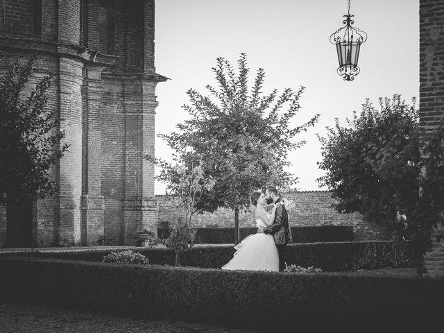 Il matrimonio di Pietro e Ambra a Trino, Vercelli 26
