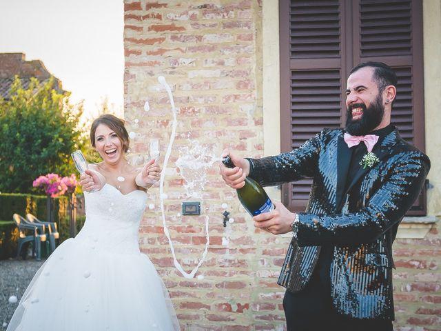Il matrimonio di Pietro e Ambra a Trino, Vercelli 27