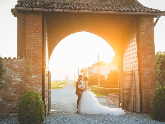 Il matrimonio di Pietro e Ambra a Trino, Vercelli 28