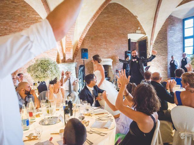 Il matrimonio di Pietro e Ambra a Trino, Vercelli 34