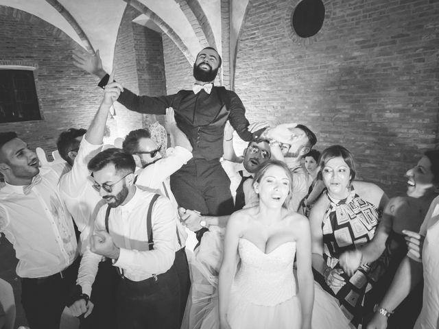 Il matrimonio di Pietro e Ambra a Trino, Vercelli 36