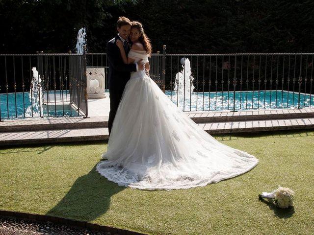 le nozze di Ilaria e Aris