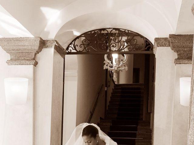 Il matrimonio di Marco e Samy a Barni, Como 3