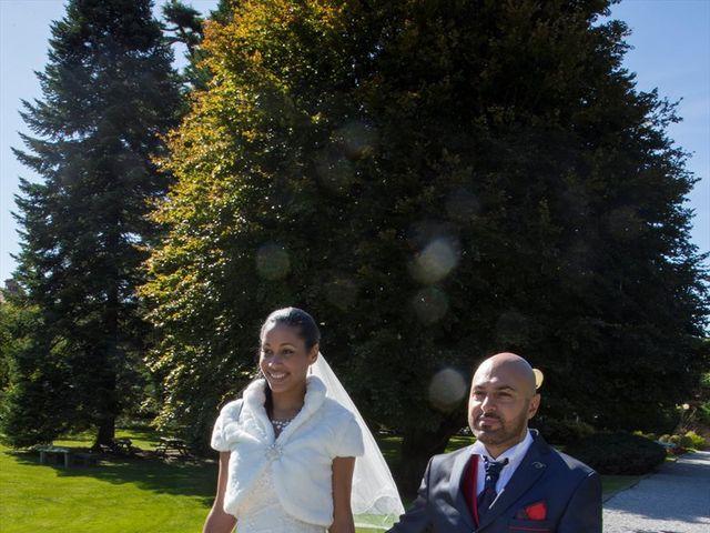 Il matrimonio di Marco e Samy a Barni, Como 5