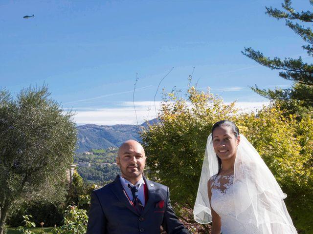 Il matrimonio di Marco e Samy a Barni, Como 10