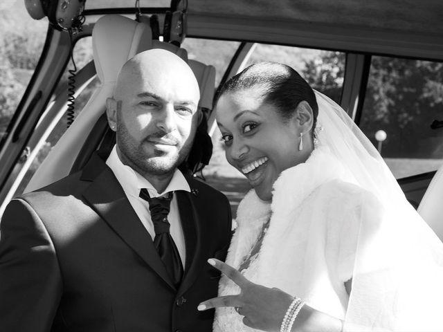 Il matrimonio di Marco e Samy a Barni, Como 12