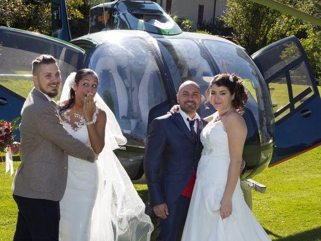 Il matrimonio di Marco e Samy a Barni, Como 16