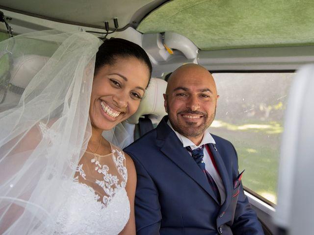 Il matrimonio di Marco e Samy a Barni, Como 17