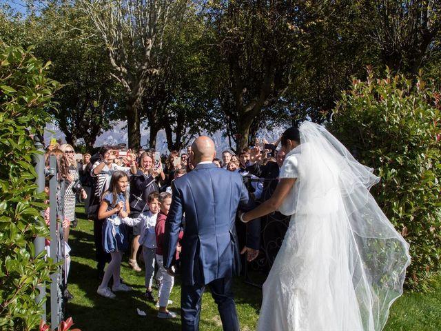 Il matrimonio di Marco e Samy a Barni, Como 20