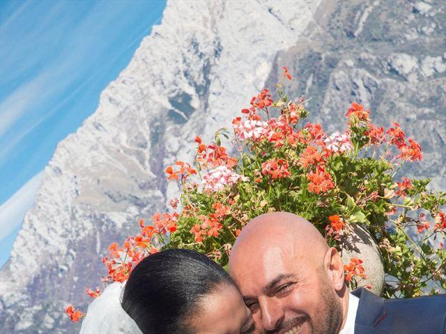 Il matrimonio di Marco e Samy a Barni, Como 26