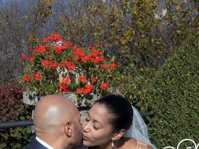 Il matrimonio di Marco e Samy a Barni, Como 27