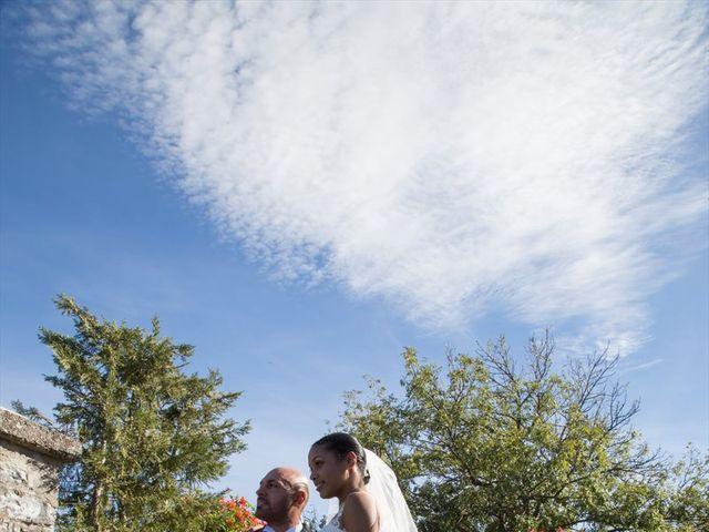 Il matrimonio di Marco e Samy a Barni, Como 28