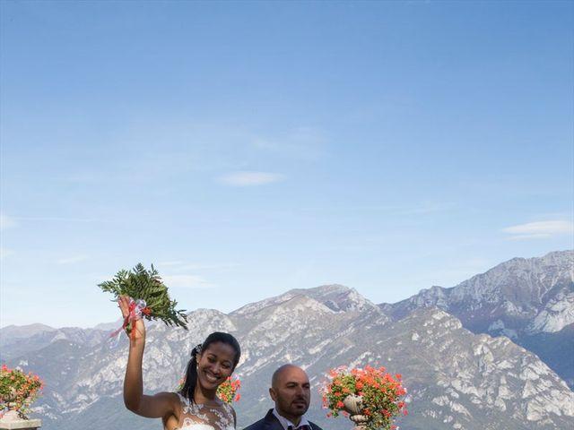 Il matrimonio di Marco e Samy a Barni, Como 30