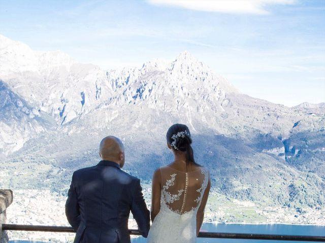 Il matrimonio di Marco e Samy a Barni, Como 31