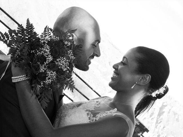 Il matrimonio di Marco e Samy a Barni, Como 35