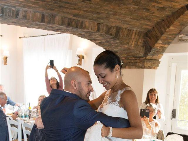Il matrimonio di Marco e Samy a Barni, Como 36