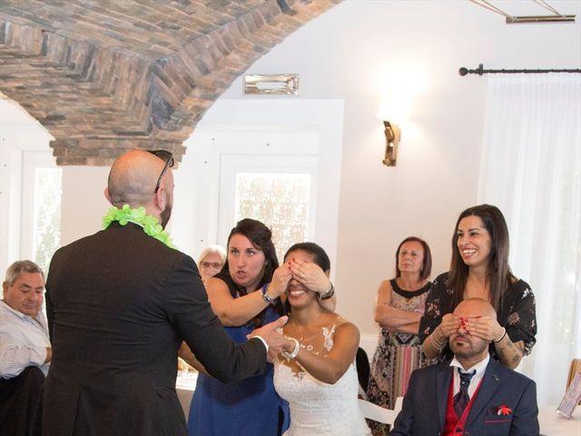 Il matrimonio di Marco e Samy a Barni, Como 37