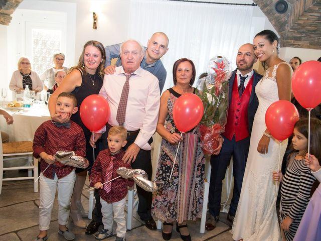 Il matrimonio di Marco e Samy a Barni, Como 38
