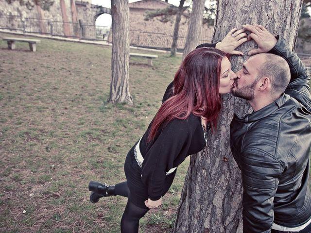Il matrimonio di Fabio e Daniela a Pontoglio, Brescia 23