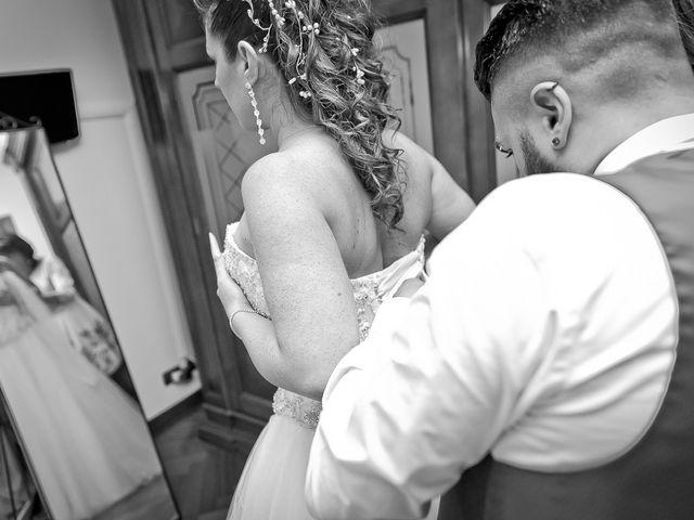 Il matrimonio di Fabio e Daniela a Pontoglio, Brescia 57