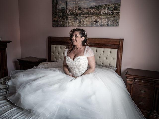 Il matrimonio di Fabio e Daniela a Pontoglio, Brescia 62