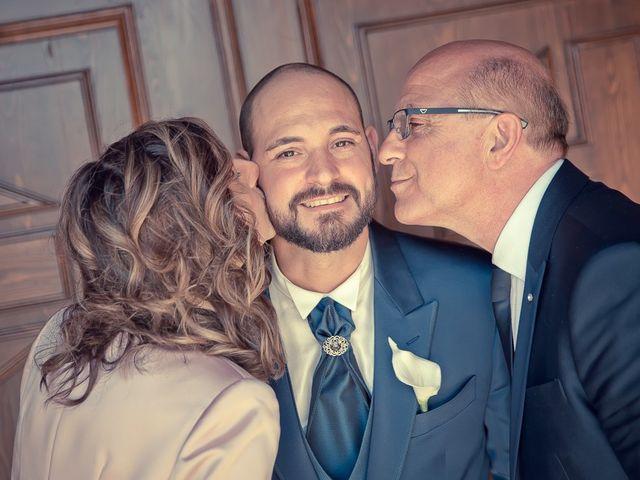 Il matrimonio di Fabio e Daniela a Pontoglio, Brescia 73