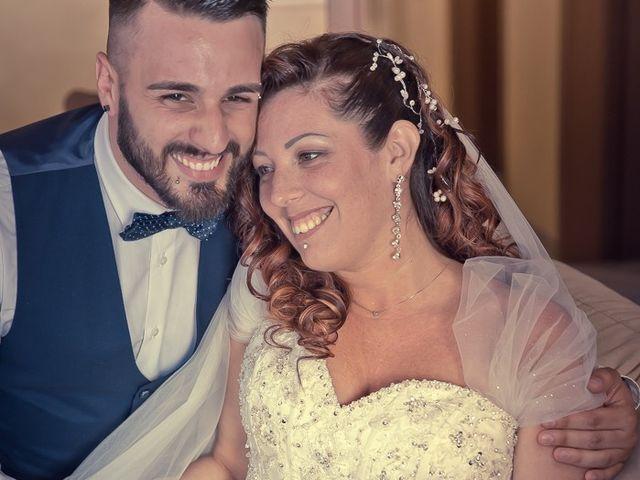 Il matrimonio di Fabio e Daniela a Pontoglio, Brescia 76
