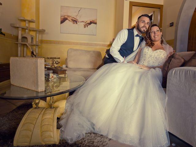 Il matrimonio di Fabio e Daniela a Pontoglio, Brescia 78