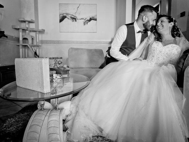 Il matrimonio di Fabio e Daniela a Pontoglio, Brescia 79