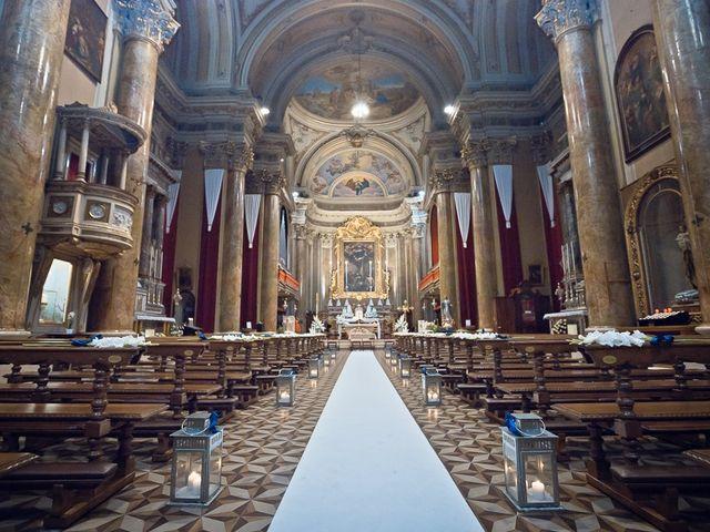 Il matrimonio di Fabio e Daniela a Pontoglio, Brescia 80