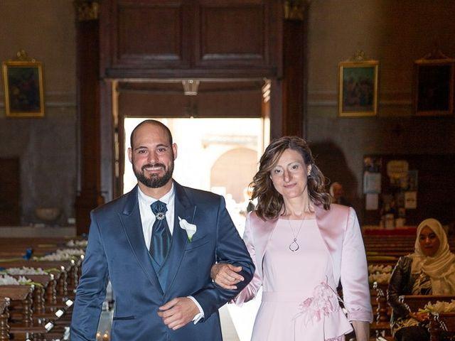 Il matrimonio di Fabio e Daniela a Pontoglio, Brescia 84