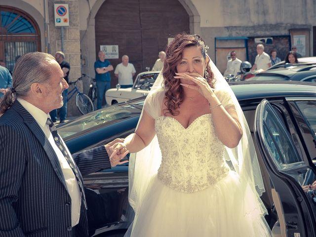 Il matrimonio di Fabio e Daniela a Pontoglio, Brescia 88