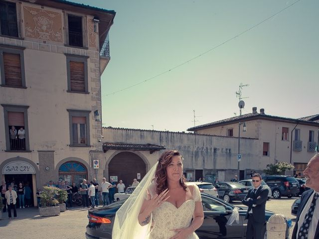 Il matrimonio di Fabio e Daniela a Pontoglio, Brescia 89