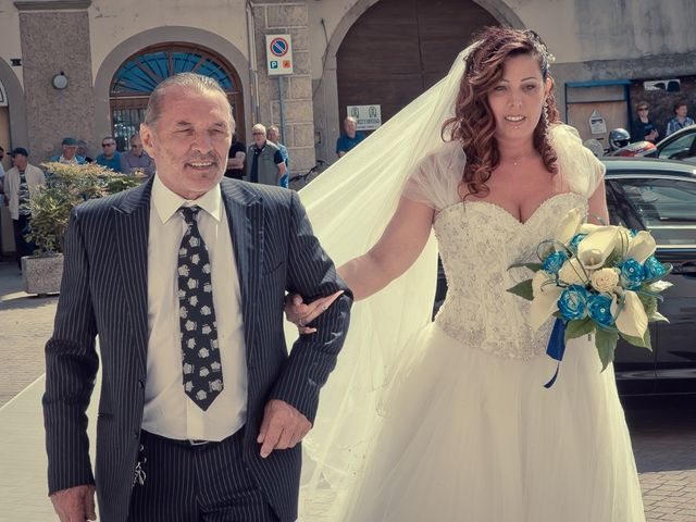 Il matrimonio di Fabio e Daniela a Pontoglio, Brescia 91