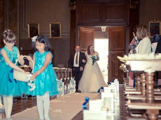 Il matrimonio di Fabio e Daniela a Pontoglio, Brescia 93