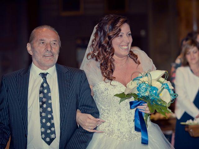 Il matrimonio di Fabio e Daniela a Pontoglio, Brescia 95