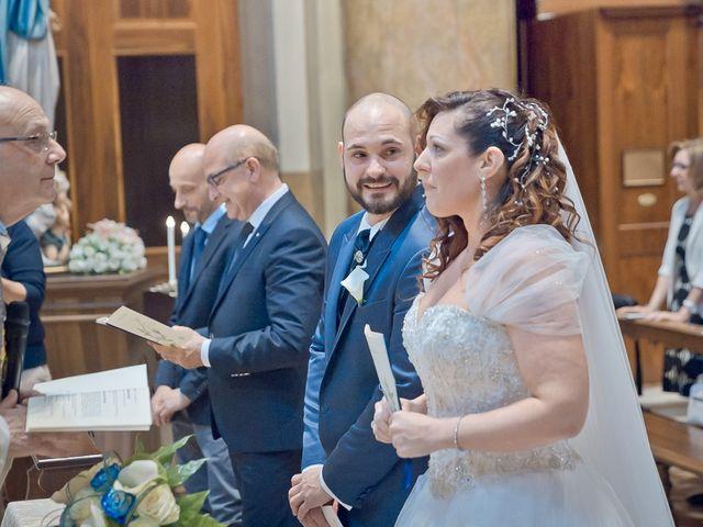 Il matrimonio di Fabio e Daniela a Pontoglio, Brescia 98