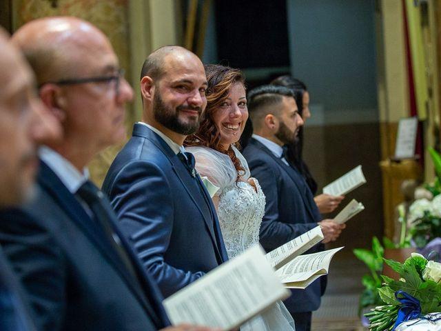 Il matrimonio di Fabio e Daniela a Pontoglio, Brescia 100