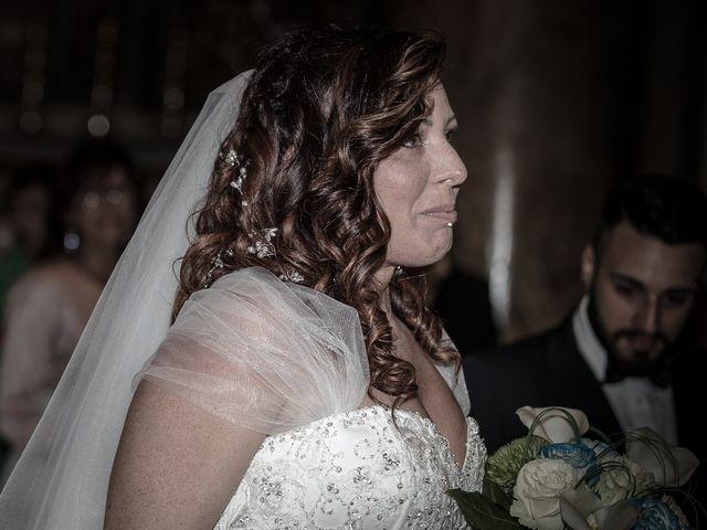 Il matrimonio di Fabio e Daniela a Pontoglio, Brescia 101