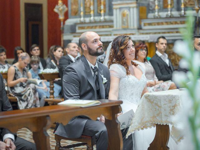 Il matrimonio di Fabio e Daniela a Pontoglio, Brescia 105