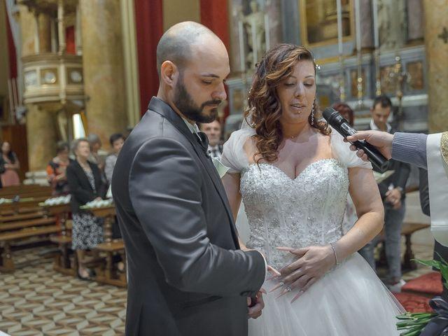 Il matrimonio di Fabio e Daniela a Pontoglio, Brescia 106