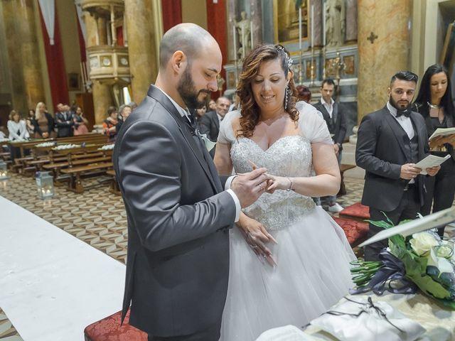 Il matrimonio di Fabio e Daniela a Pontoglio, Brescia 108