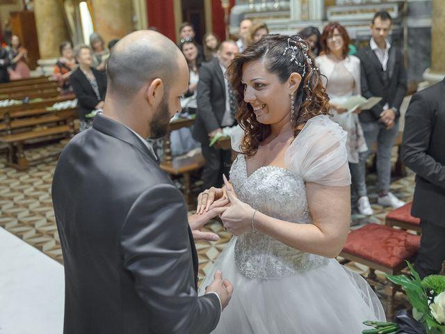 Il matrimonio di Fabio e Daniela a Pontoglio, Brescia 109