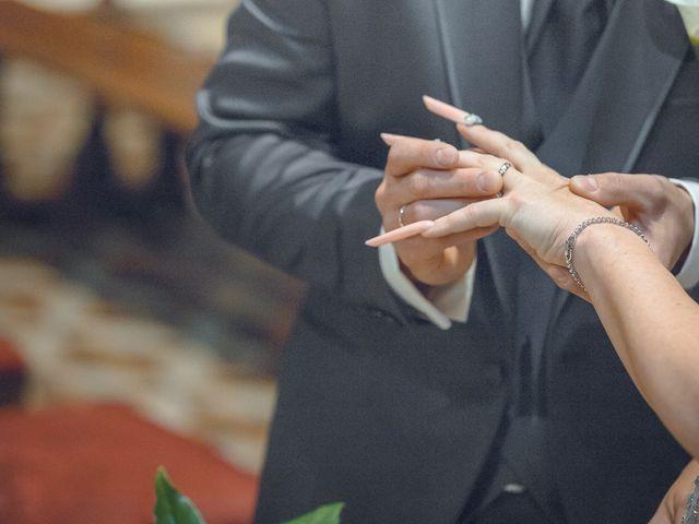 Il matrimonio di Fabio e Daniela a Pontoglio, Brescia 110