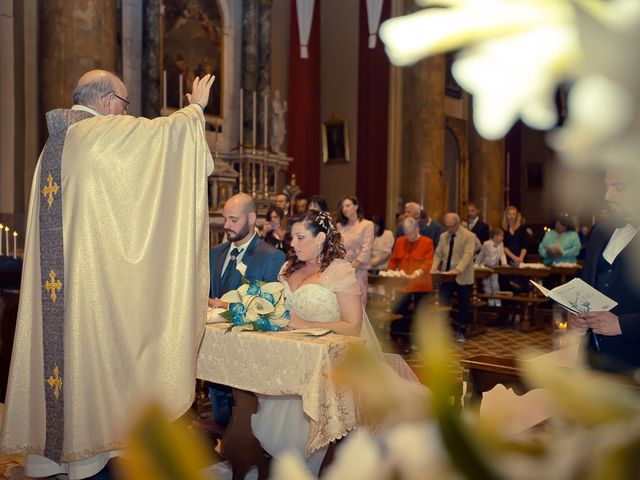 Il matrimonio di Fabio e Daniela a Pontoglio, Brescia 112